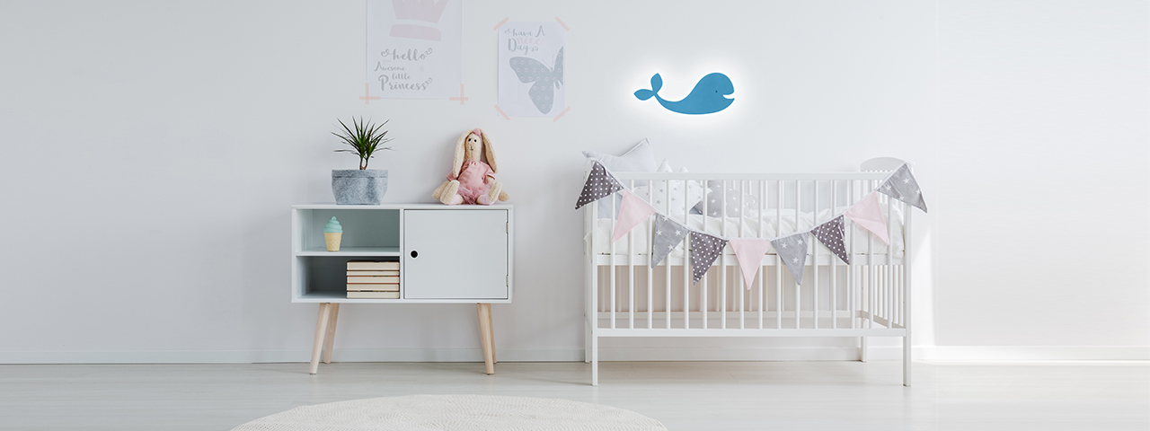 Wandleuchten f r 39 s kinderzimmer sanftes licht in zauberhaftem design - Licht kinderzimmer ...